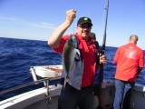 Reef fishing Merimbula