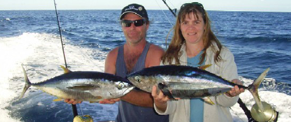 Game Fishing Charters Packages - Reel Affair